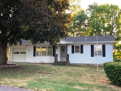 Grundy County Single Family Home For Sale: 1603 Tower Street