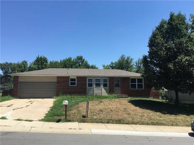 Olathe Single Family Home For Sale: 508 N Marion Street