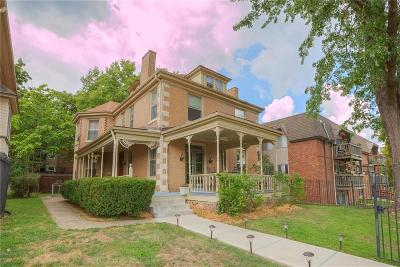 Kansas City Single Family Home For Sale: 3810 Warwick Boulevard
