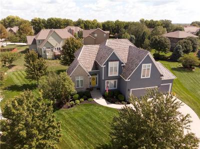 Olathe Single Family Home For Sale: 15649 S Hallet Street