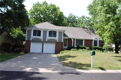 Single Family Home For Sale: 12225 W 99th Terrace