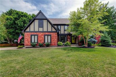 Leawood Single Family Home For Sale: 3353 W 129th Terrace