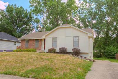 Liberty Single Family Home For Sale: 919 Bristol Way