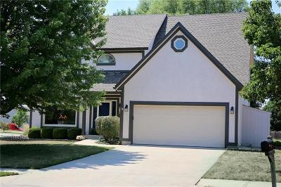 Johnson-KS County Single Family Home For Sale: 600 N Oak Street