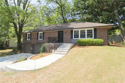 Liberty Single Family Home For Sale: 602 Wood Court