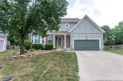 Olathe Single Family Home For Sale: 2607 W Sage Circle