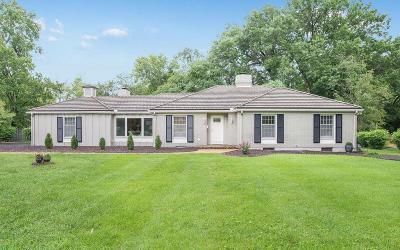 Prairie Village Single Family Home For Sale: 8301 Delmar Lane