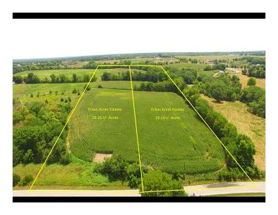 Clay County Residential Lots & Land For Sale: NE 156th Street