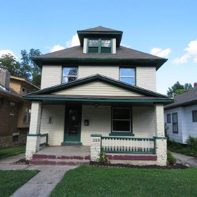 Kansas City Single Family Home Auction: 325 N 14th Street