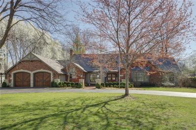 Mission Hills Single Family Home For Sale: 6535 Belinder Avenue
