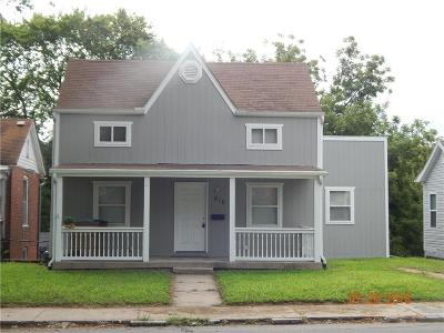 Atchison Single Family Home For Sale: 818 N 2nd Street
