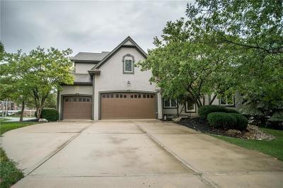 Lenexa Single Family Home For Sale: 8401 Harbinger Street