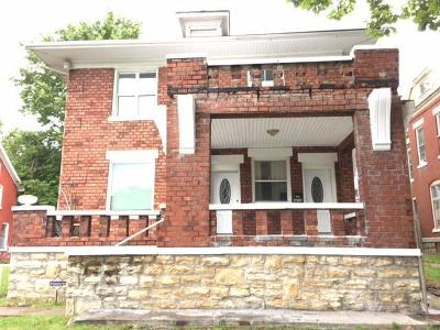 Kansas City Single Family Home For Sale: 426 Benton Boulevard