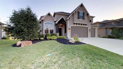 Olathe Single Family Home For Sale: 10880 S Redbud Lane