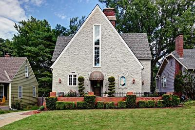 Single Family Home For Sale: 4909 Bell Street