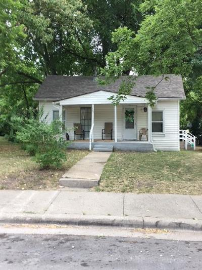 Liberty Single Family Home For Sale: 567 N Grover Street