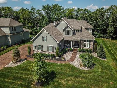 Overland Park Single Family Home For Sale: 16420 Rosehill Street