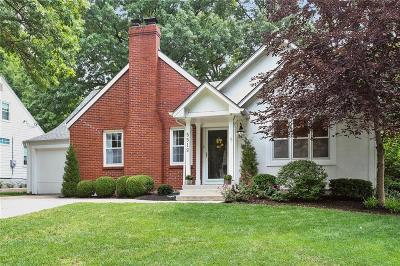 Fairway Single Family Home For Sale: 5519 Chadwick Road