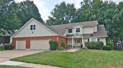 Blue Springs Single Family Home For Sale: 2212 SW Park Avenue