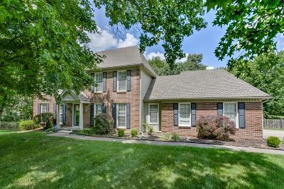 Leawood Single Family Home For Sale: 3008 W 120th Terrace