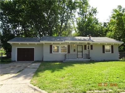 Kansas City MO Single Family Home Sold: $67,000