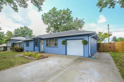 Merriam Single Family Home For Sale: 9102 W 69 Street