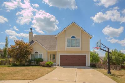 Liberty Single Family Home Show For Backups: 813 Red Maple Circle
