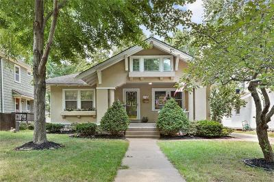 Kansas City Single Family Home Show For Backups: 7232 Madison Avenue