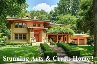 Kansas City Single Family Home For Sale: 5225 Wyandotte Street