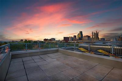 Kansas City Condo/Townhouse For Sale: 717 W 16th Street
