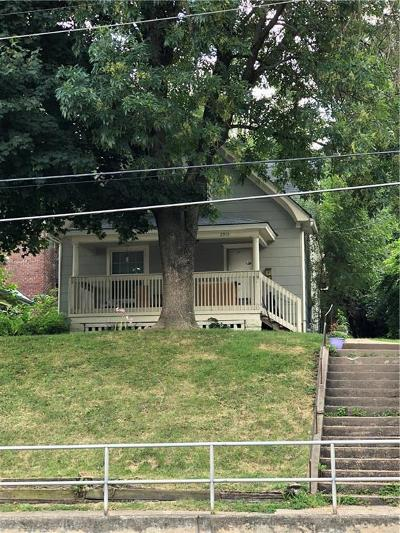Wyandotte County Single Family Home For Sale: 2913 Metropolitan Avenue