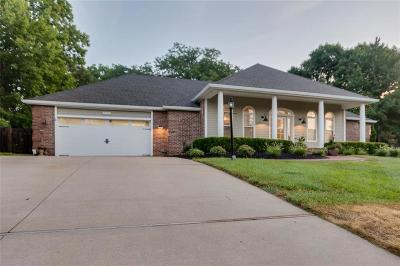 Lawrence Single Family Home For Sale: 4608 Turnberry Drive