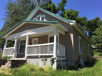 Excelsior Springs MO Single Family Home For Sale: $33,000