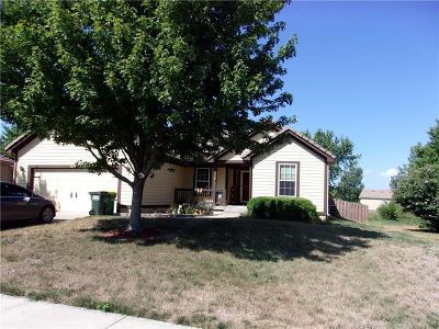 Gardner Single Family Home For Sale: 16960 Agnes Street