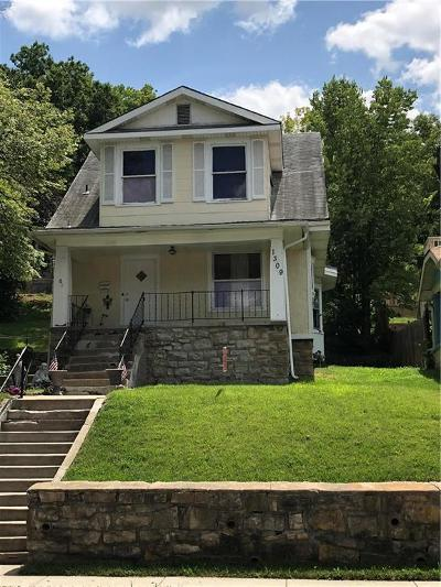 Wyandotte County Single Family Home For Sale: 1309 Ruby Avenue