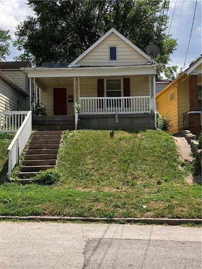 Kansas City Single Family Home For Sale: 805 Lyons Street