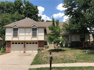 Single Family Home For Sale: 12400 W 101st Street