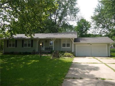 Belton Single Family Home For Sale: 15504 Kay Avenue