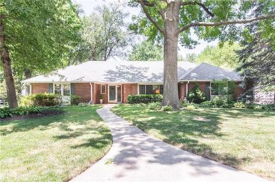 Single Family Home For Sale: 7928 Rosewood Drive