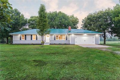 Cass County Single Family Home For Sale: 19907 E 299th Street