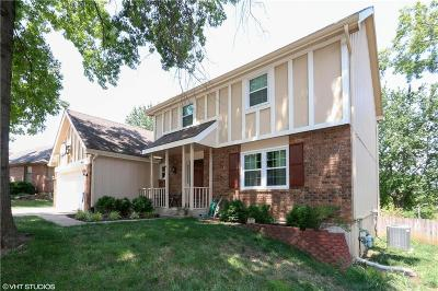 Lenexa Single Family Home For Sale: 14406 W 79th Place