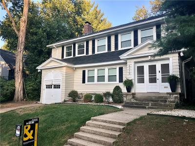 Single Family Home For Sale: 6215 Valley Road