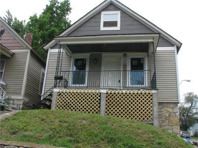 Kansas City Single Family Home For Sale: 700 Newton Avenue