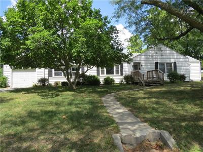 Gentry County Single Family Home For Sale: 116 W 2nd Street
