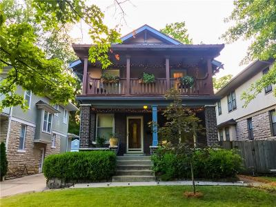 Single Family Home For Sale: 5128 Grand Avenue