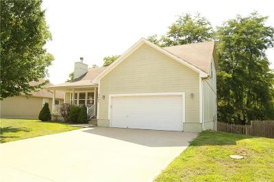 Blue Springs Single Family Home For Sale: 3405 SE Adams Drive