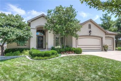 Leawood Single Family Home For Sale: 13291 Fairway Road