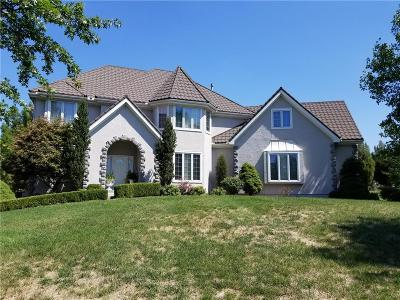 Kansas City Single Family Home For Sale: 9611 N Bradford Avenue