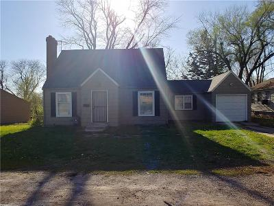 Kansas City Multi Family Home For Sale: 8010 Virginia Avenue