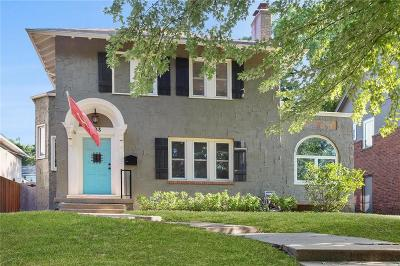 Single Family Home For Sale: 438 W 58th Terrace